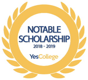 Notable Scholarship YesCollege
